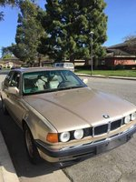 Picture of 1993 BMW 7 Series 740i, exterior