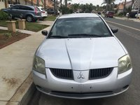 Picture of 2004 Mitsubishi Galant ES, exterior