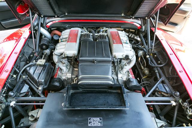 Picture of 1986 Ferrari Testarossa, engine, gallery_worthy