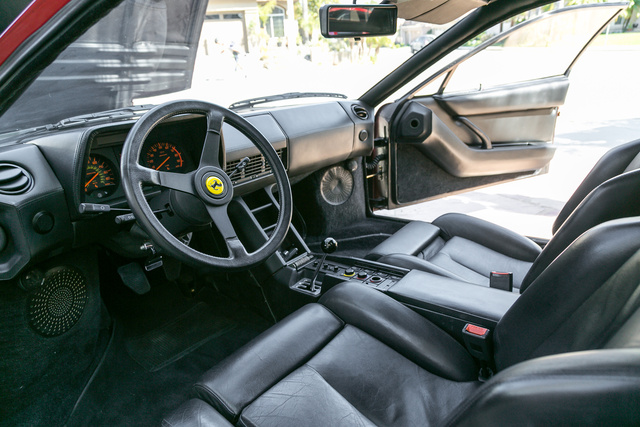 Picture of 1986 Ferrari Testarossa, interior, gallery_worthy