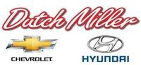 Dutch Miller Chevrolet Hyundai logo
