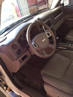 Picture of 2008 Jeep Commander Sport 4WD, interior