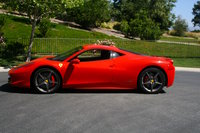 Picture of 2014 Ferrari 458 Italia Coupe, exterior