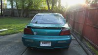 Picture of 1994 Pontiac Grand Am 4 Dr SE Sedan