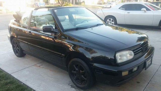 Picture of 1997 Volkswagen Cabrio 2 Dr Highline Convertible