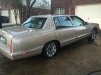 Picture of 1997 Cadillac DeVille Base Sedan, exterior