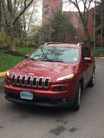 Picture of 2016 Jeep Cherokee Altitude 4WD, exterior