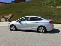Picture of 2016 Chevrolet Cruze LS, exterior