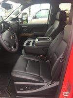 Picture of 2016 Chevrolet Silverado 3500HD LTZ Crew Cab LB 4WD DRW, interior