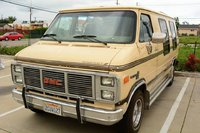 1986 GMC Vandura Overview