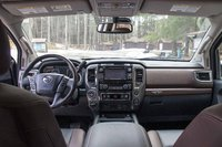 Picture of 2017 Nissan Titan, interior