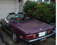 Picture of 1972 FIAT 124 Spider, exterior, gallery_worthy