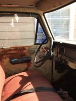 Picture of 1969 Ford F-100, interior