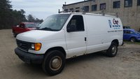 2001 Ford E-250 Overview