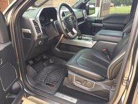 Picture of 2015 Ford F-150 Platinum SuperCrew 4WD, interior