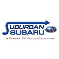 Suburban Subaru logo