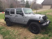 Picture of 2016 Jeep Wrangler Unlimited Willys Wheeler, exterior