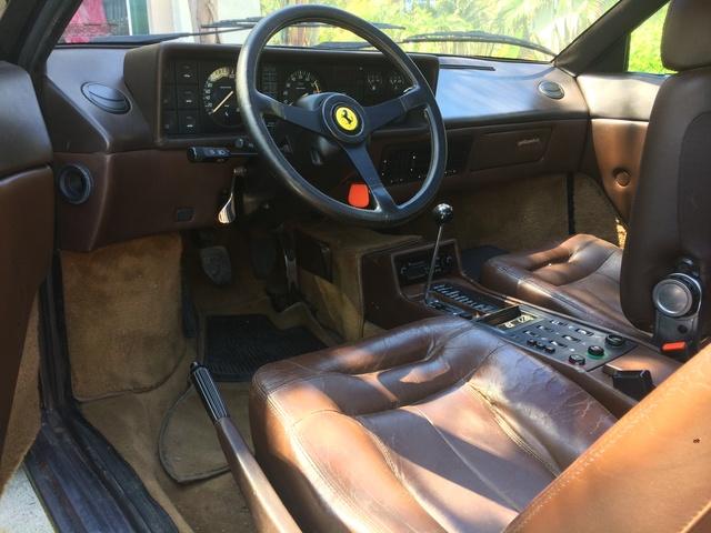 1983 Ferrari Mondial Interior Pictures Cargurus