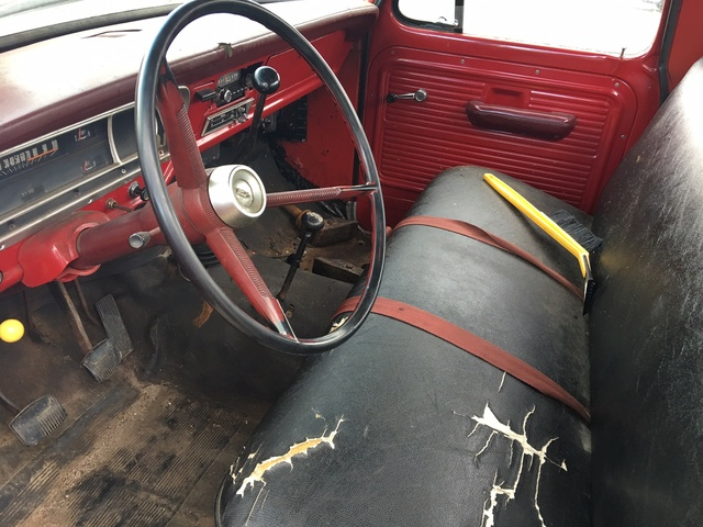 Picture of 1968 Ford F-250, interior, gallery_worthy