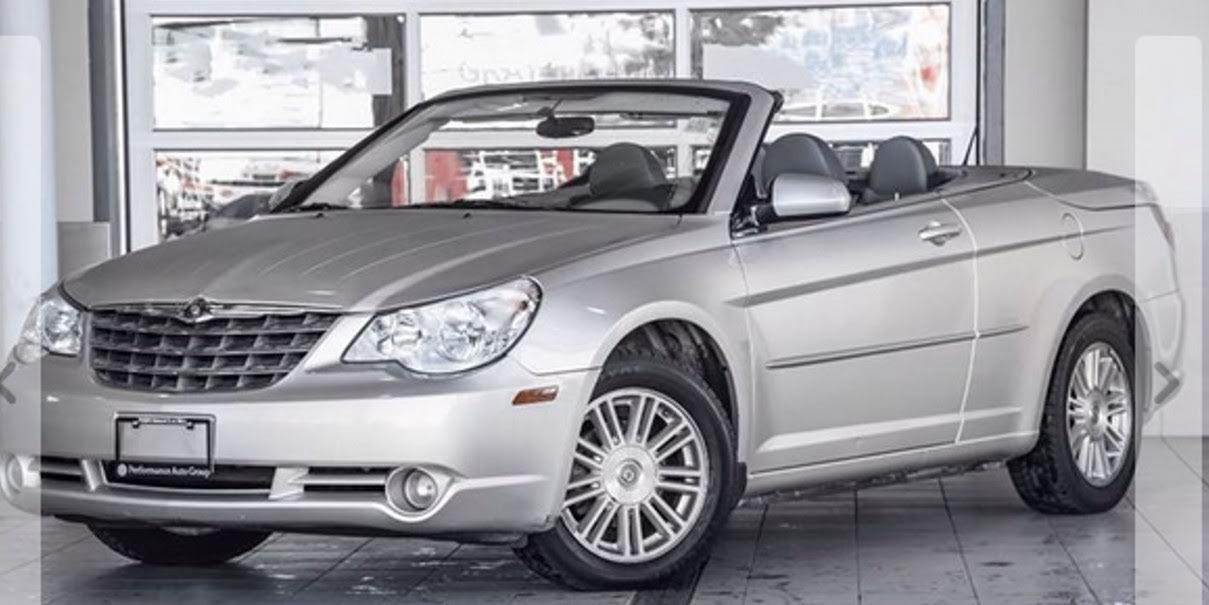 chrysler sebring questions my 2008 sebring convertible top stopped half way down it went back. Black Bedroom Furniture Sets. Home Design Ideas