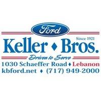 Keller Bros Ford Lebanon logo