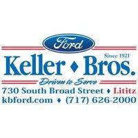 Keller Bros Ford Lititz logo