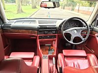 Picture of 1990 BMW 7 Series 735i, interior