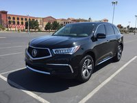 Picture of 2017 Acura MDX Base