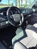 Picture of 2015 Toyota Tacoma Access Cab i4 4WD, interior