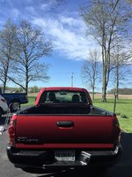 Picture of 2015 Toyota Tacoma Access Cab i4 4WD, exterior