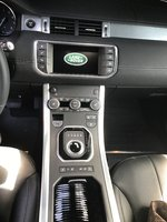 Picture of 2017 Land Rover Range Rover Evoque SE Premium, interior