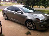 Picture of 2013 Kia Optima SX