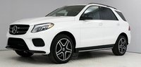 2017 Mercedes-Benz GLE-Class Picture Gallery