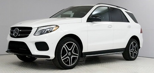 Picture of 2017 Mercedes-Benz GLE-Class GLE 350