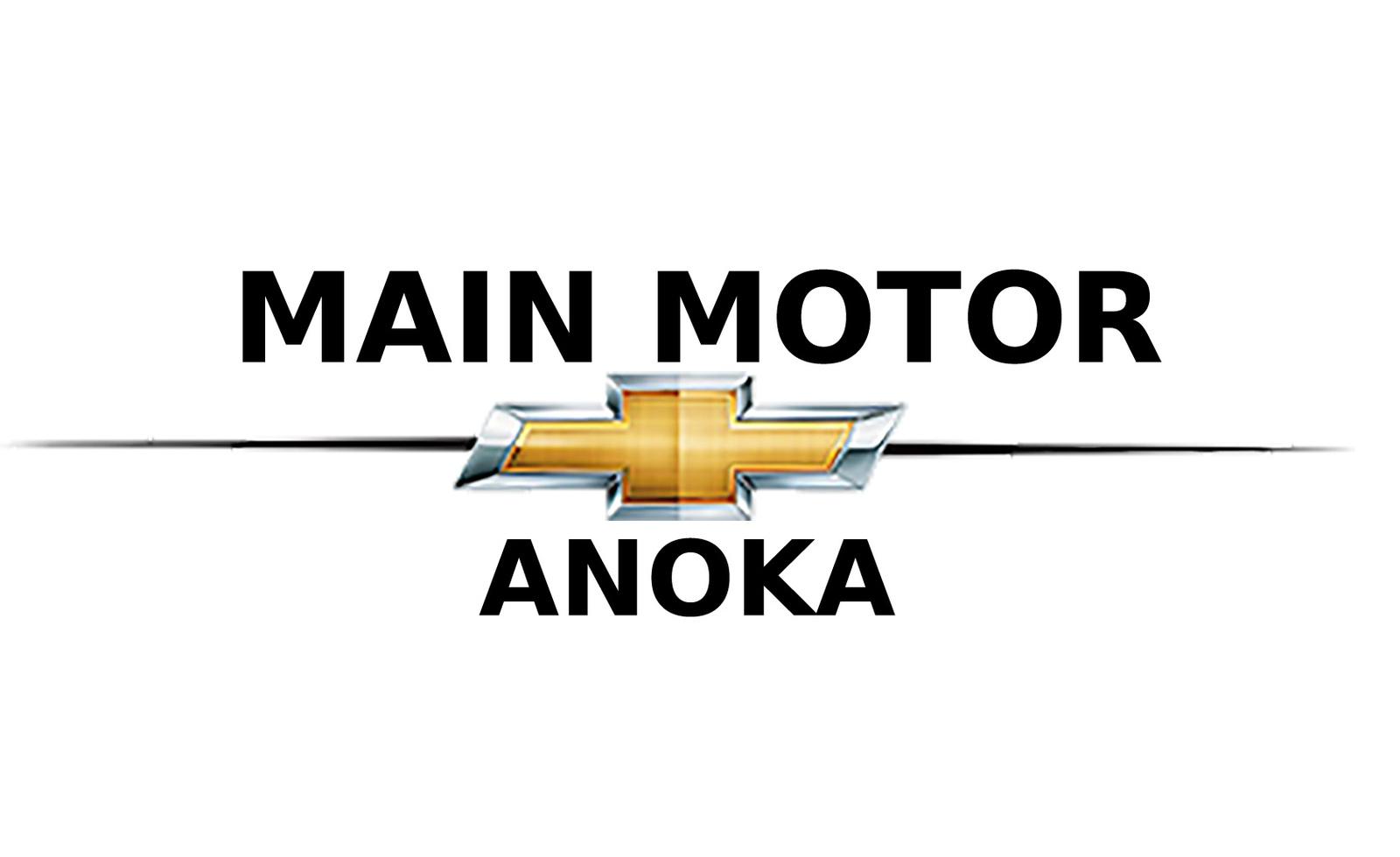 main motor chevrolet anoka mn read consumer reviews ForMain Motors Anoka Mn Used Cars