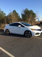 Picture of 2015 Honda Civic Coupe SI w/ Summer Tires, exterior