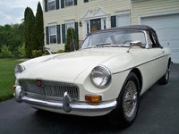1963 MG MGB Roadster Overview