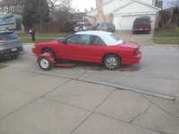 Picture of 1991 Oldsmobile Cutlass Supreme 2 Dr STD Convertible, exterior, gallery_worthy