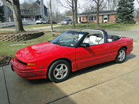 Picture of 1991 Oldsmobile Cutlass Supreme 2 Dr STD Convertible, exterior