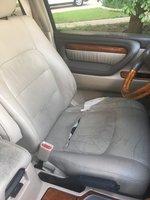 Picture of 2003 Lexus LX 470 Base, interior