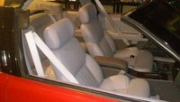 Picture of 1991 Oldsmobile Cutlass Supreme 2 Dr STD Convertible, interior, gallery_worthy