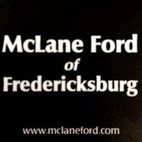 Mclane Ford of Fredericksburg logo