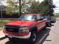 Picture of 2000 GMC Sierra 2500 3 Dr SL Extended Cab SB, exterior, gallery_worthy