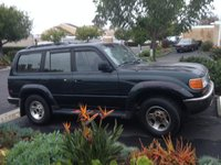 Picture of 1993 Toyota Land Cruiser 4WD, exterior