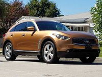 Picture of 2010 INFINITI FX35 Base, exterior, gallery_worthy