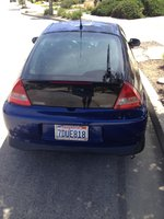 Picture of 2001 Honda Insight 2 Dr STD Hatchback, exterior
