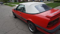 Picture of 1990 Pontiac Sunbird 2 Dr LE Convertible, exterior, gallery_worthy