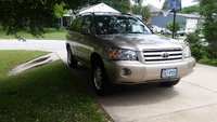 Picture of 2004 Toyota Highlander Base, exterior