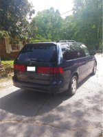 Picture of 1999 Honda Odyssey 4 Dr LX Passenger Van