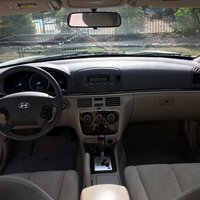 Picture of 2007 Hyundai Sonata SE, interior